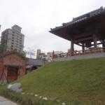 台北で感じる日本!「西本願寺広場」