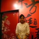 タレントのインリン・オブ・ジョイトイさんがオープンした台湾式ヘッドSPA「東方庭園」
