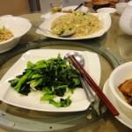 客家料理の『千采』は、白飯に合うおかずがいっぱいです!!