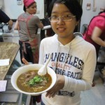 在住者がおすすめする麺の店「史記正宗牛肉麺」