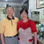 おじいの守る伝統の味「黒豆花」