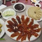 日本人でいっぱい!北京ダックの人気店「天厨菜館」