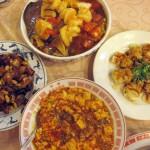 駅前で手ごろに中華ランチしたいときはたまに使います「小魏川菜館」