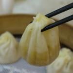 台北で5つの指に入る小籠包専門店「京鼎樓」