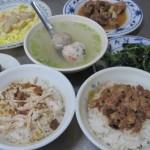 10年来お世話になっている台湾食堂「梁家嘉義鶏肉飯」