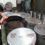 Uさんの台北の茶葉店めぐり