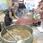 台北駅前行きつけの麺店「三友麺店」