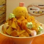冬でも新鮮台湾マンゴーアイスが食べられる頼もしいお店「mango chacha」