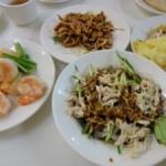 巻き巻きしながら食べるのが楽しい『種福園(松江店)』