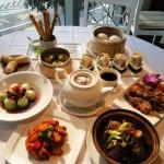 飲茶スタイルの『養心茶樓』で、お洒落なベジメニューはいかがですか?