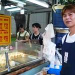 歩きながらでも食べやすい「水煎包」は、台湾定番おやつなんです。