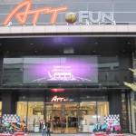 イベント会場も充実の新モール「ATT信義店」OPEN!!