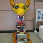 桃園空港-台北市内、片道無料バス乗車券プレゼントのご案内
