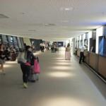 桃園國際空港のリムジンバス乗り場が新しくなりました!