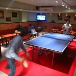 【閉店】台北初!の卓球バー「smash」で汗かきましょ!