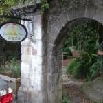 【閉店】山の中のカフェ「秘密花園」で、緑にワンコに癒された~!