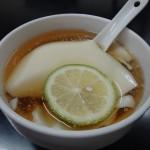 台南のお爺ちゃんの味を受け継ぐ「山水伯豆花」