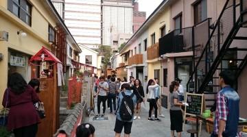 昔をしのぶものいっぱいの台南の、古くて新しい「藍晒圖文創園区」