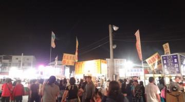 地方夜市を楽しもう!~台南「武聖夜市」