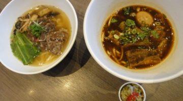 あのリージェントホテルで牛肉麵を食した後、伊藤久右衛門で抹茶パフェを食す。