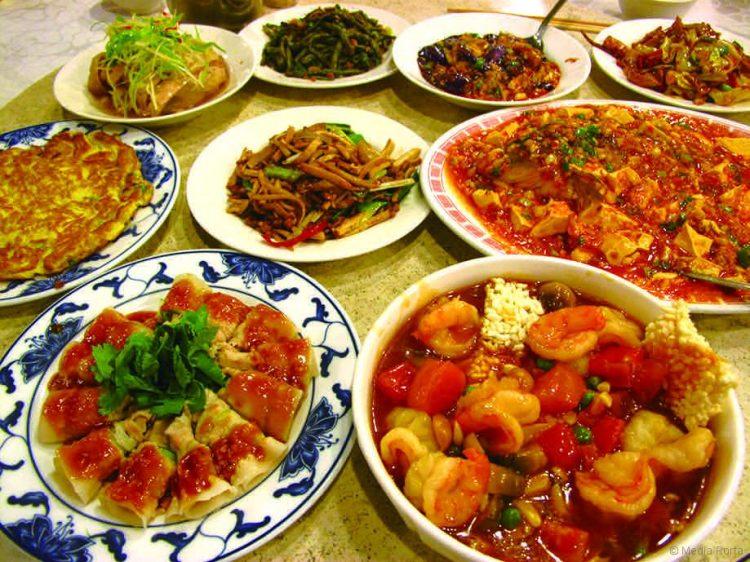 小魏川菜館