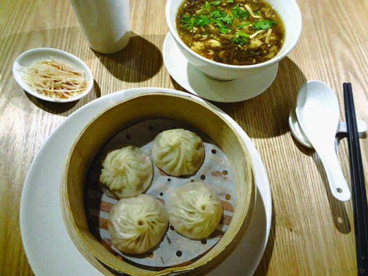 杭州小籠湯包(民生店)