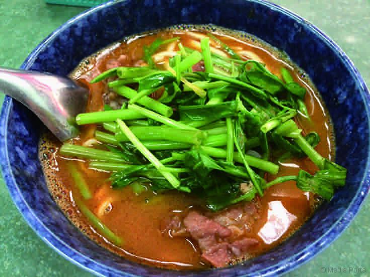 老王牛肉麵