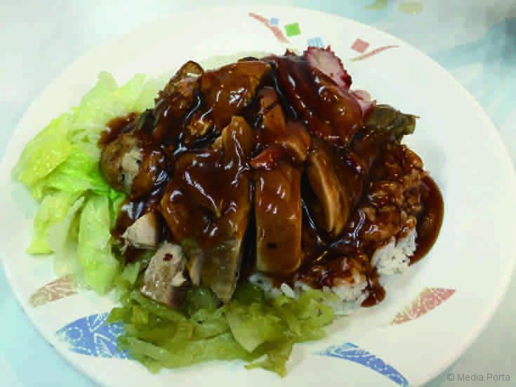 鳳城燒臘粵菜