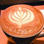 本格ドリップコーヒーならココ 公園の緑で癒されよう