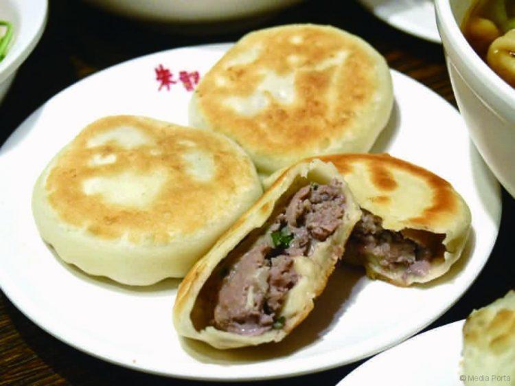 朱記餡餅粥店
