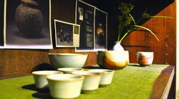 路地裏にある静かな茶藝館で じっくり腰を据えてお茶選び