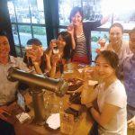 ビールが進む創作台湾料理も 仲間同士で楽しく過ごそう