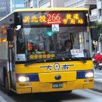 バス旅ルポ『路線266』 台北版なんちゃって「はとバス」で勝手に市内の名所めぐり