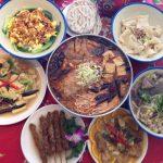 西安の都がある陝西省の料理のお店に行ってみたよ。(台北・秦味館)