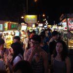 雙連駅から(がんばれば台北駅からも)歩いて行ける寧夏路夜市の僕の大好きな普通の夜ごはん。