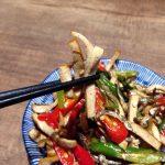 地味だけど地味にうまい台湾の前菜、豆乾