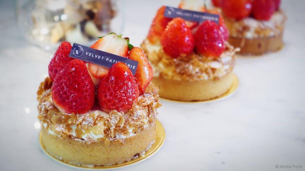法絨法式手工甜點