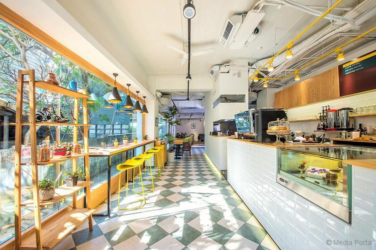 金獅取水 Café & Brunch