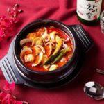 看板メニューは「豆腐チゲ」 | 韓大發韓式料理