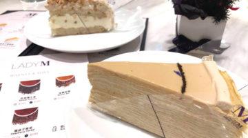 ミルフィーユと抹茶ムースが 台湾女性のハートをゲット!|LADY M