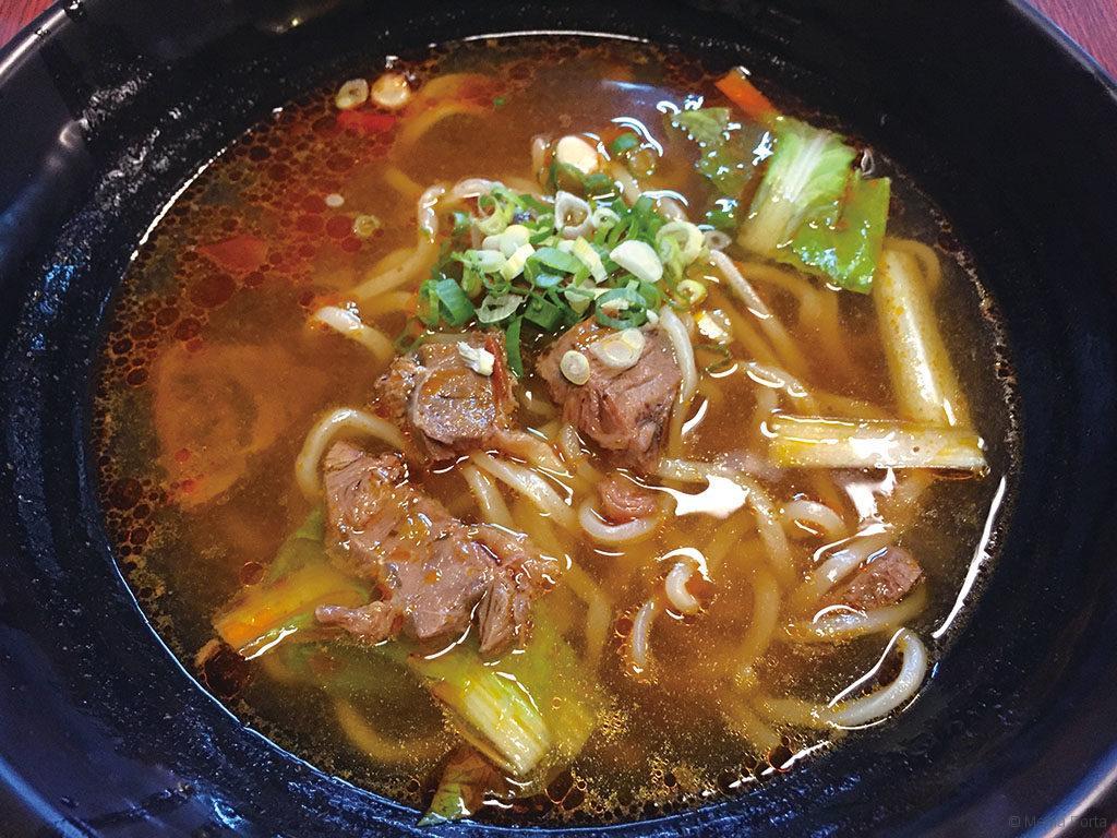寶島牛牛肉麺
