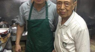 裏街のひっそりした食堂がミシュラン星ゲットで大わらわ!シェフは厨房を出るヒマもなし。。|明福台菜海鮮/台湾料理