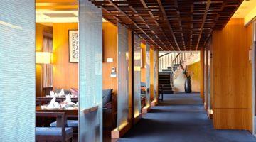 中華で唯一の2つ★ゲット。シェフたちの間でも一目おかれる料理の数々がそろいます。|請客楼/四川・揚州