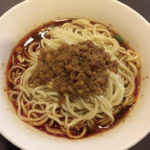 前払い式でわかりやすく、ひとりでも食べやすい麺料理|四川麺王