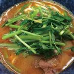 住宅街の中にポツンとある牛肉麺好きが集まる店|老王牛肉麵