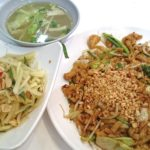 お手軽価格で気軽に食べられるタイ式の雲南料理|雲南小吃