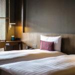 原住民テイストの館内に おしゃれなMITのアメニティぞろい♡|HOME HOTEL DA-AN