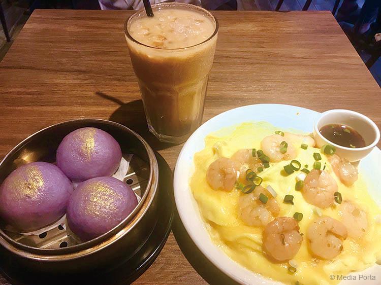 粥粉麺飯(茗香園)
