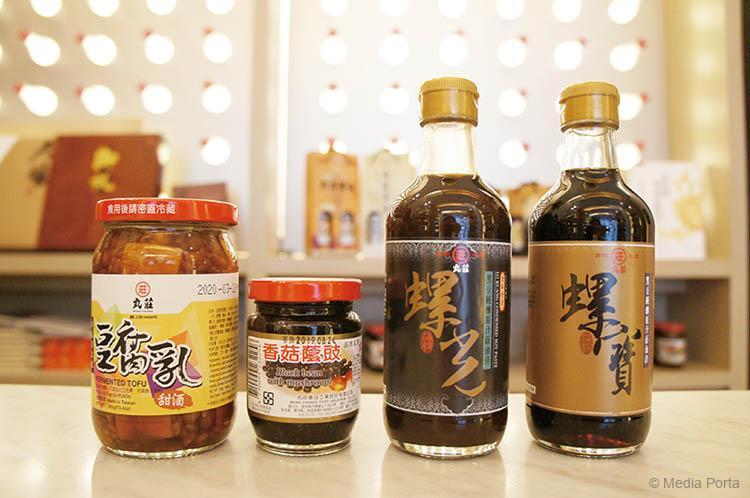 丸莊醬油(台北本舗)